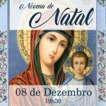 Missa de Envio para Novena de Natal 08.12.2018